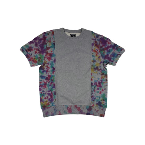 PRPS Nixa Watercolor SS Crewneck (heather grey)