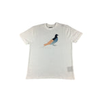 Staple Acrylic Pigeon Tee (white)