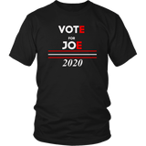 Vote for Joe Biden Shirt Joe Biden Election 2020 Graphic Tee Democrat Vote Shirt