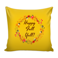 Fall Throw Pillow Cover Couch Accent Decorative Pillow Cover Home Decor