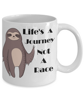 sloth coffee mugs