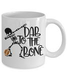 Dab to the Bone coffee mug