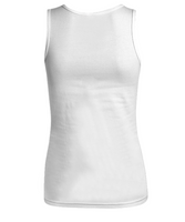 Softball Mom Women's White Tank Top Cool Sports Mom Classic Tank Top