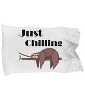Sloth Pillowcase