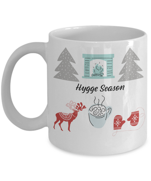 Hygge Season Coffee Mug Custom Mug Christmas Gift