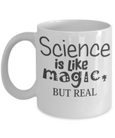 funny mug/science is real