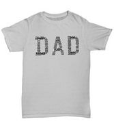 Dad T-shirt, Dad Shirt Gift for Dad Fathers day Gift