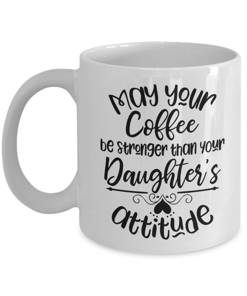 Funny mom mug, Mom of Girls, Mom Mug, Girl Mom Gift, humorous mugs