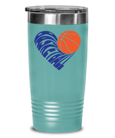 Basketball Tumbler Basketball Gift Men Women