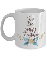 Christmas Coffee mug Custom Mug Christmas Gift for Coffee lovers