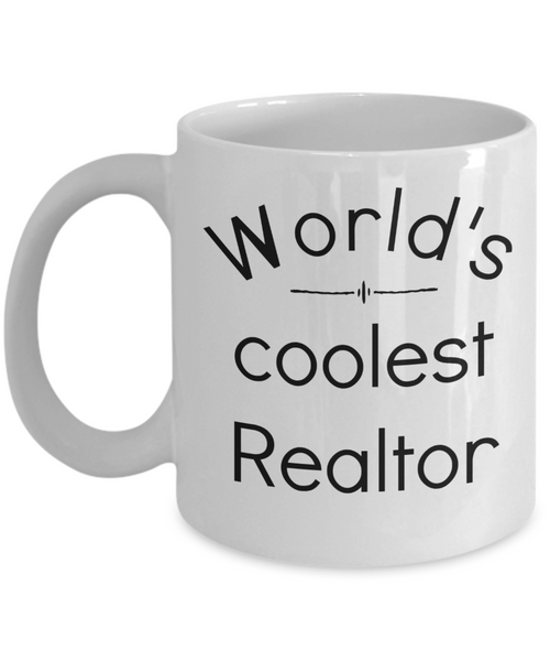 Realtor gift real estate coffee mug gift for real estate agents