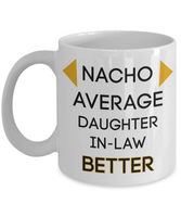 Gifts for daughter-in-law funny mug daughter-in-law birthday