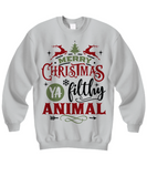 Christmas Sweatshirt Sweater Funny Shirt Movie Quote Christmas Gifts