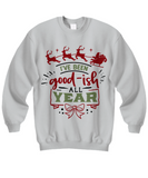 Funny Christmas Sweatshirt Sweater Gift Custom Shirt