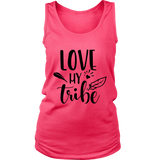 Love my tribe tank women