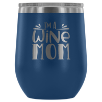 Stemless wine tumbler I'm A Wine Mom