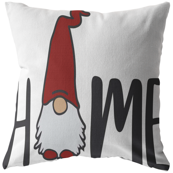 Gnome Throw Pillow or Cover Christmas Gift Christmas Gnome Home Decor Room Decor Nordic Decor