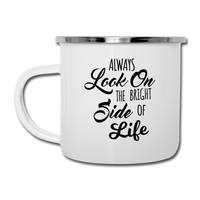 Motivational Camper Mug Hiker Gift Nature Lover Mug - white
