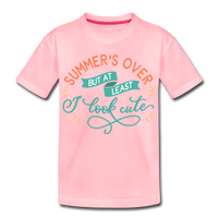 Girls Back to Schoo Shirt Funny Premium T-Shirt - pink