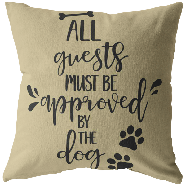 Dog Lover Gift Throw Pillow Cover Pillow Cover Dog Owner Gift Decorative Pillow Home Decor