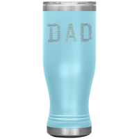 Dad Tumbler Gift, Father's day Birthday Boho Tumblers Stainless Steel Insulated Cups