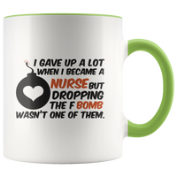 Nurse coffee mug Funny gift for nurse  RN Gifts Nurse Graduation Appreciation gift ideas