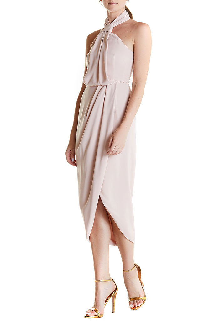bridesmaid sz drape is image nectar draped zimmermann itm loading cocktail midi dress drapes silk s