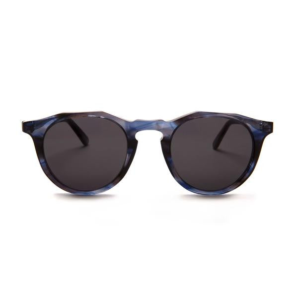 Kallio Monc London Blue Havana Sunglasses