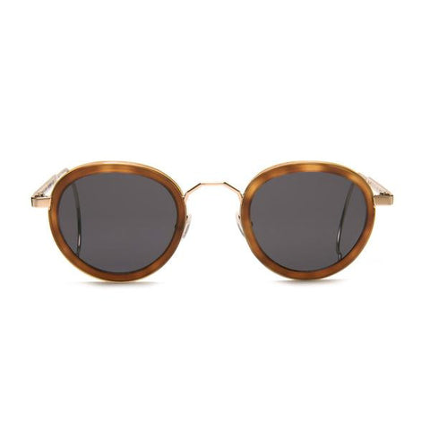 London Fields Monc London Round sunglasses
