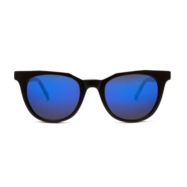 Sodermalm Monc London Blue Black Sunglasses
