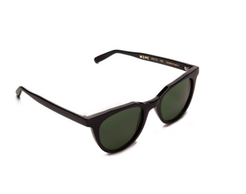 Sodermalm Monc London green Black Sunglasses