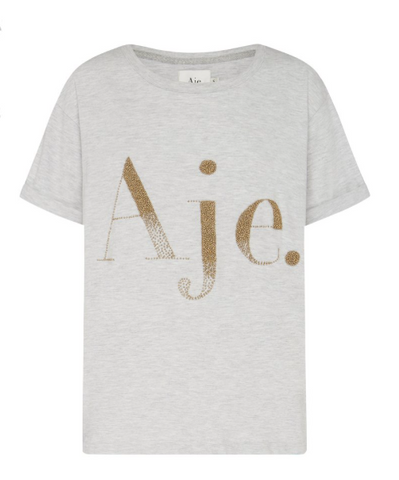 Aje Tee Gold Ombre