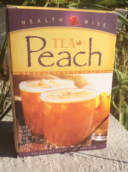 Peach Tea Protein Drink