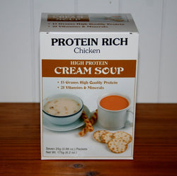 Protein Soup-Cream of Chicken