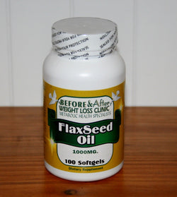 Flaxseed Oil Caps
