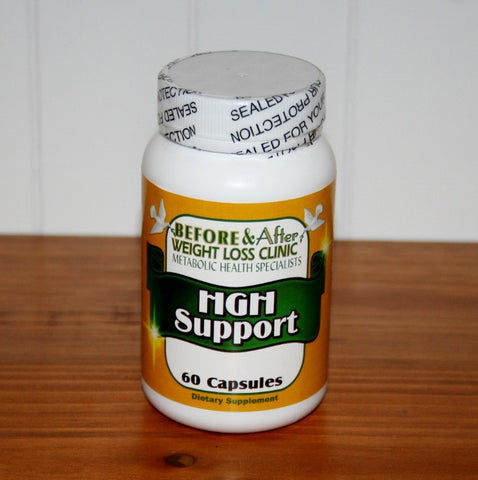 Hgh Support Capsules