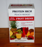 Pineapple Orange Protein Drink