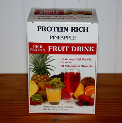 Pineapple Protein Drink