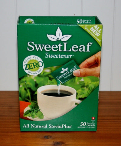 Stevia-Powdered Packets