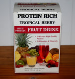 Tropical Berry Protein Drink
