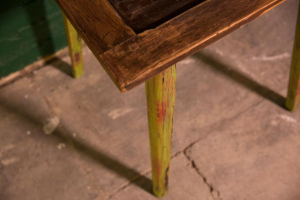 Recycled Occasional Table