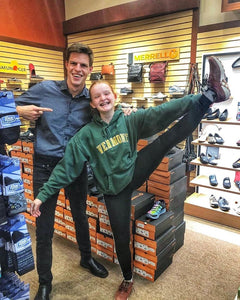 Merrell Hiking Shoe Competition Winner!