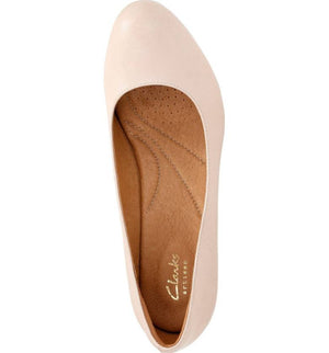 Clarks Heavenly Shine Nude