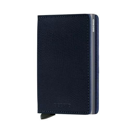 Secrid Slim Wallet Rango Blue Titanium
