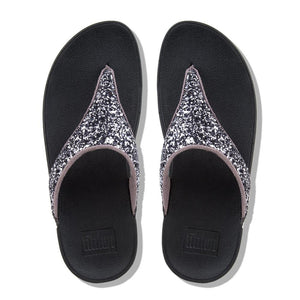 Fitflop Glitterball Post Pewter