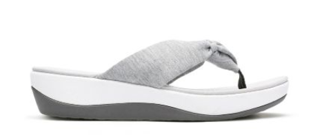 Clarks Arla Glison Grey Fabric