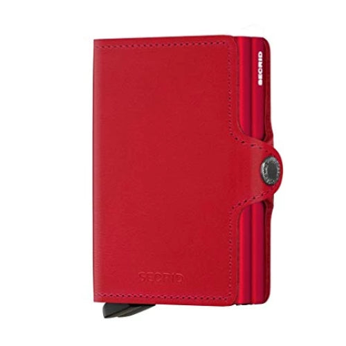 Twin Wallet Original Red/Red