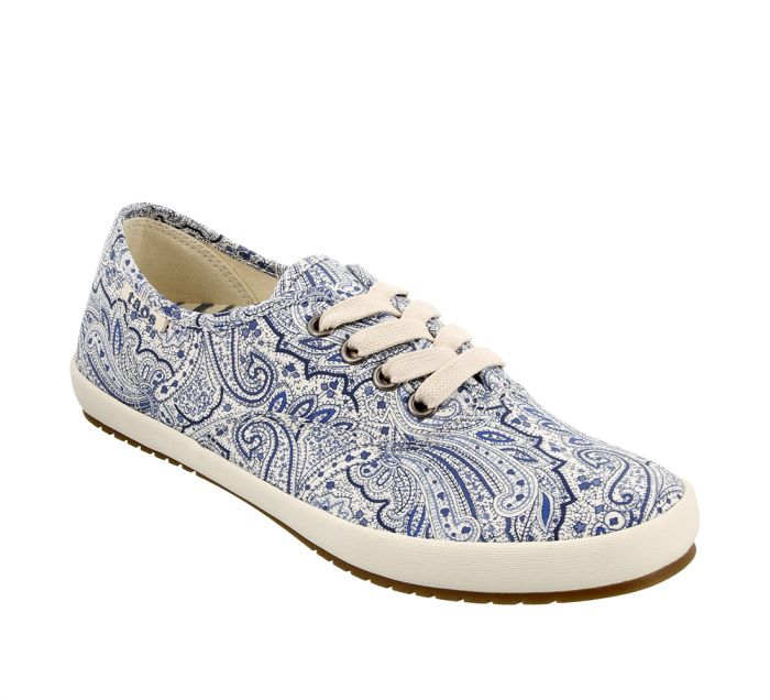 Taos Guest Star Blue Paisley