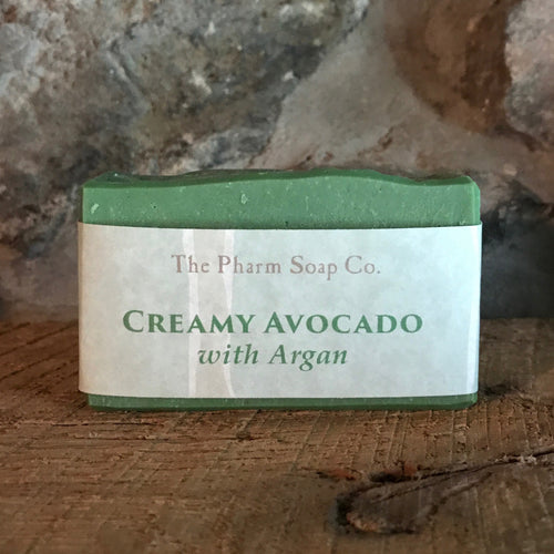 Creamy Avocado Soap