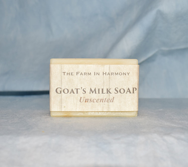 Goat's Milk, Unscented Soap